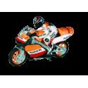 Motorbike model - Haulotte Racing